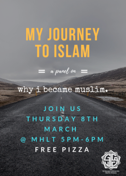 Why I Became Muslim