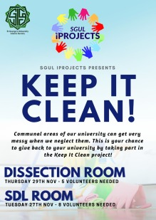 iProjects Keep It Clean