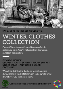 Homeless Winter Collection