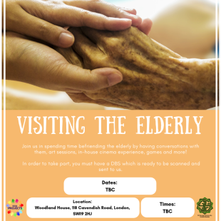 Visiting The Elderly