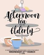Afternoon Tea for Elderly