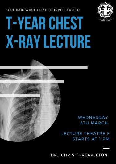 T Year CXR Lecture