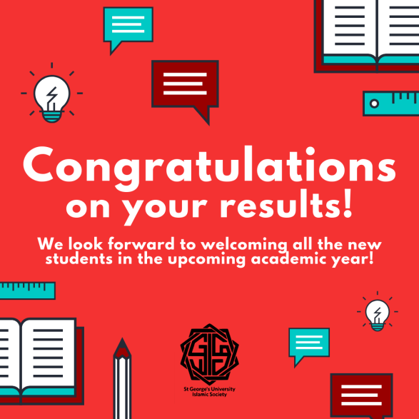 Congratulations on your Results!