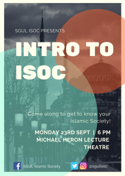 Intro to Islamic Society