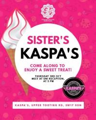 Sisters Kaspas